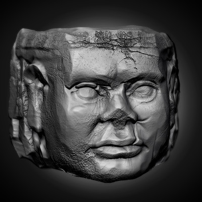 Sergey jung statue 3