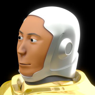 Ron tabora the astronaut 04 side