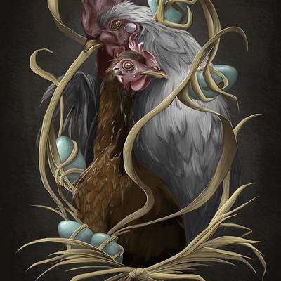 Melissa goodman chickens