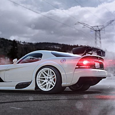 Thomas van der heiden gts viper customracer 02 wall