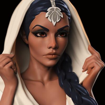 Layna lazar closeup 03
