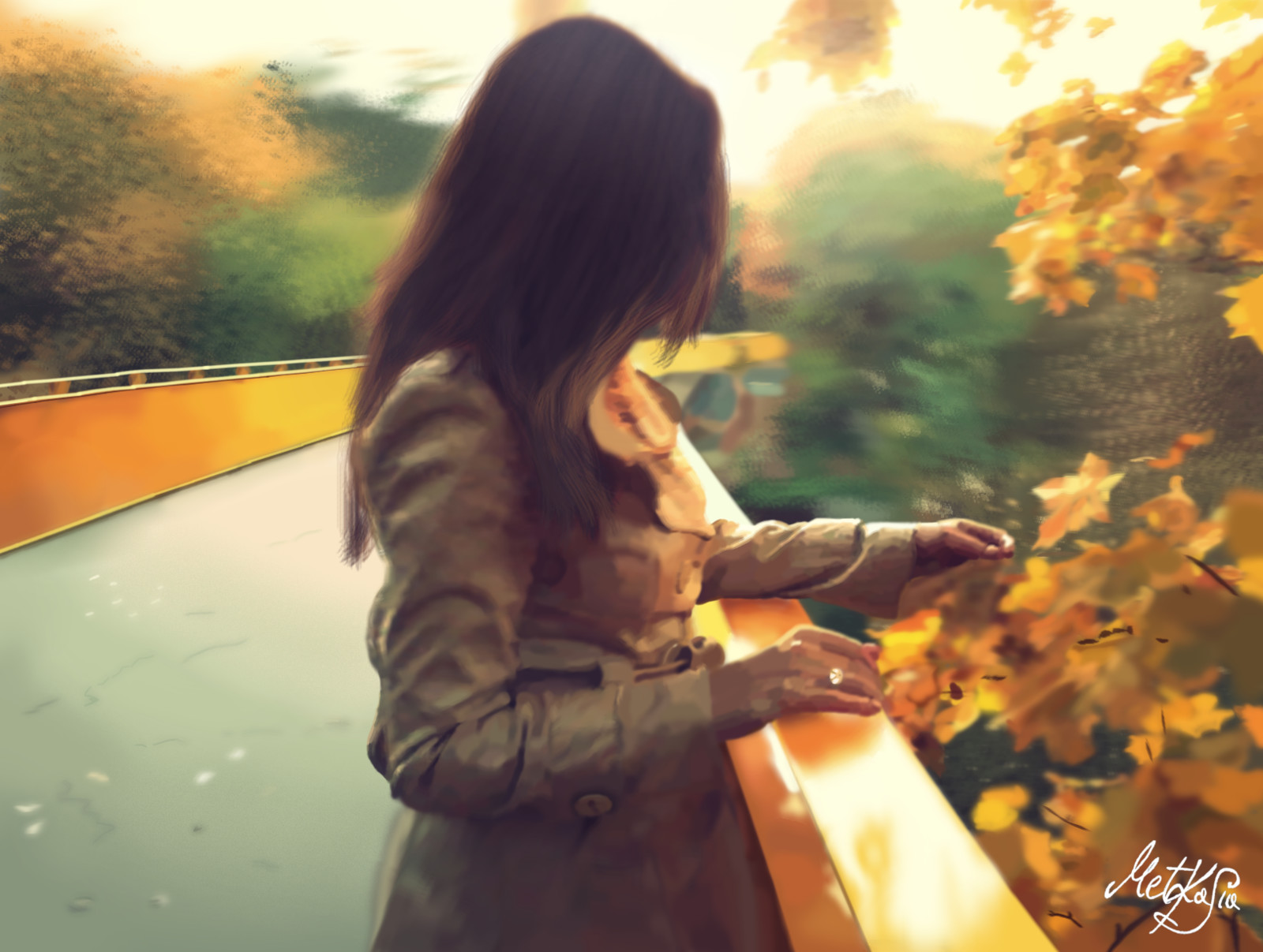 Fall / Continuity