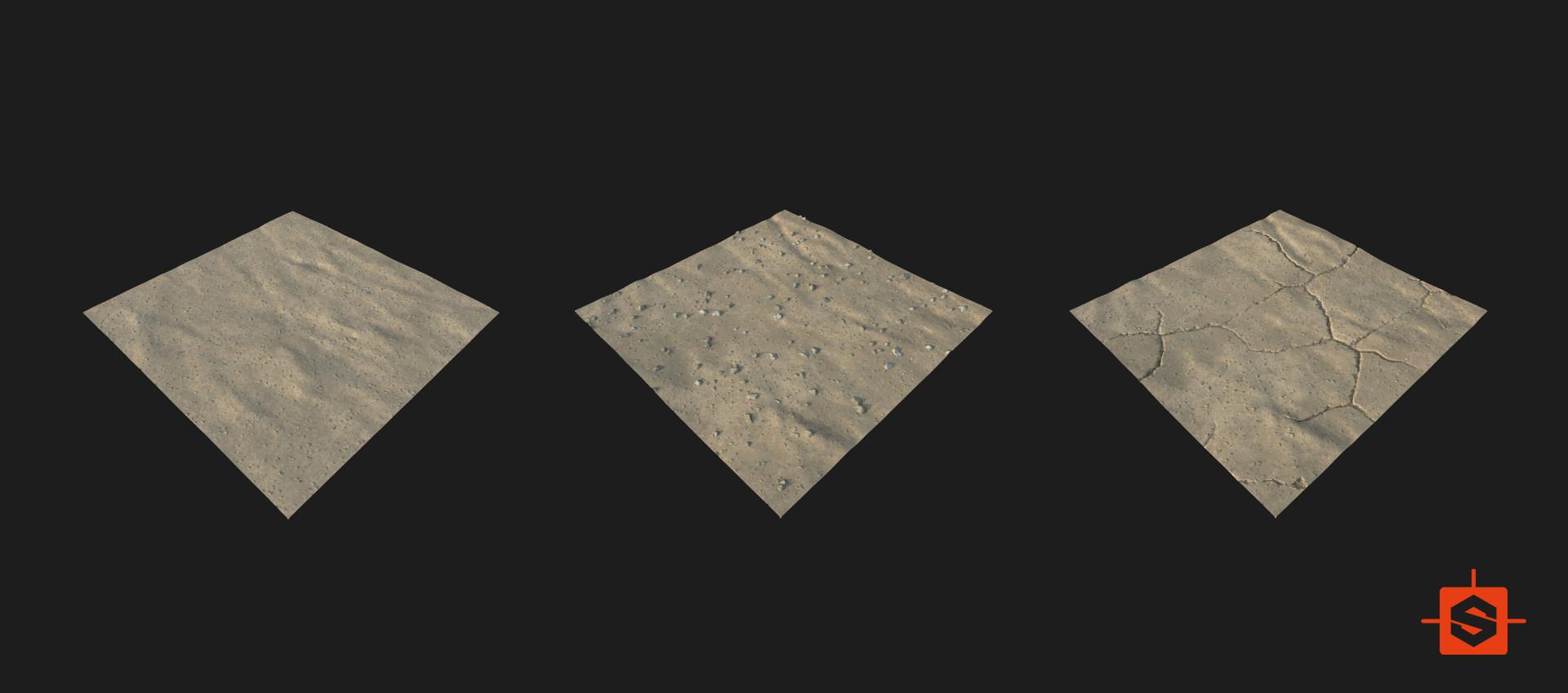 Camilla spanberg groundmaterial