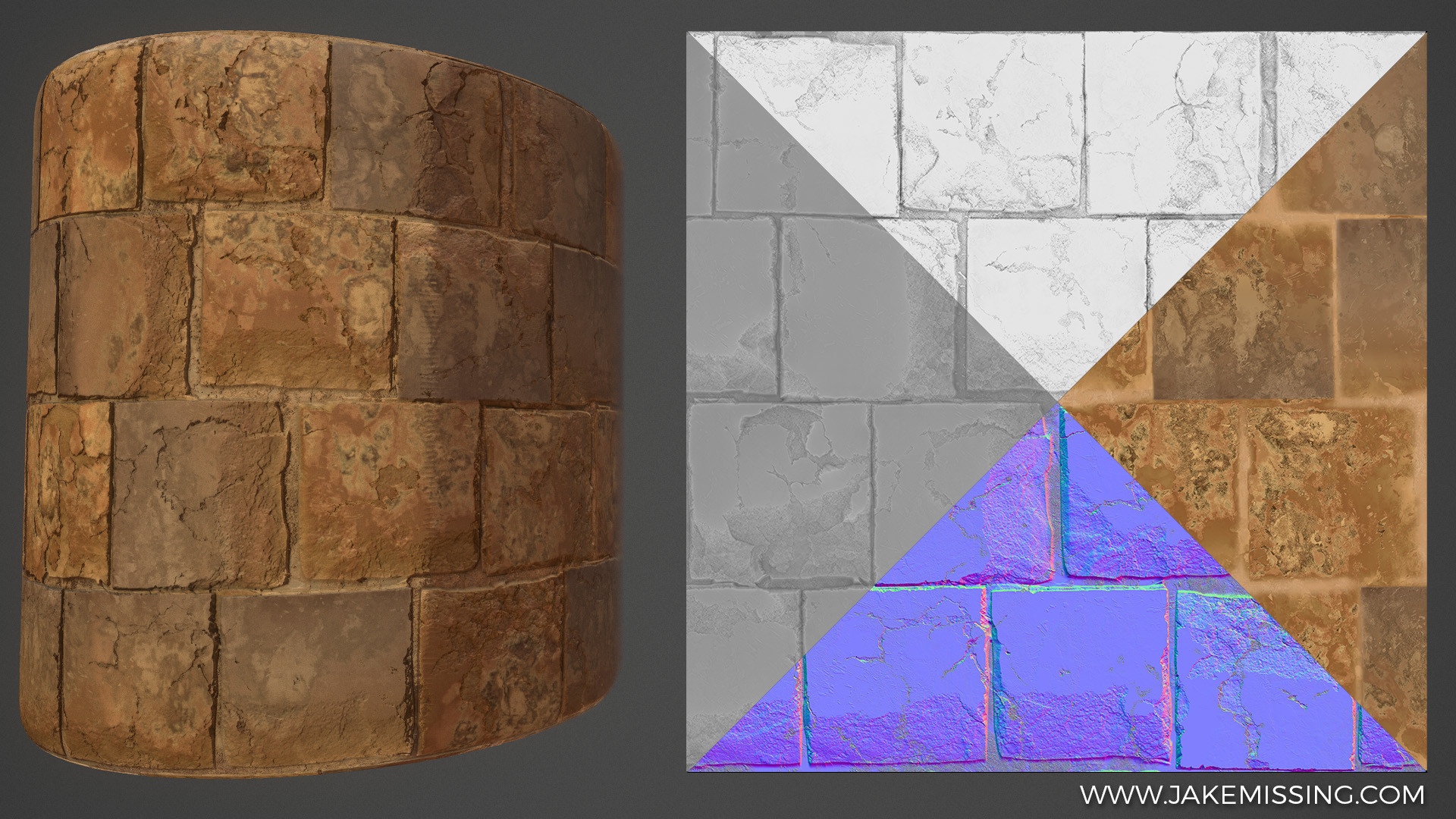 Used for the Prince of Persia environment floor.