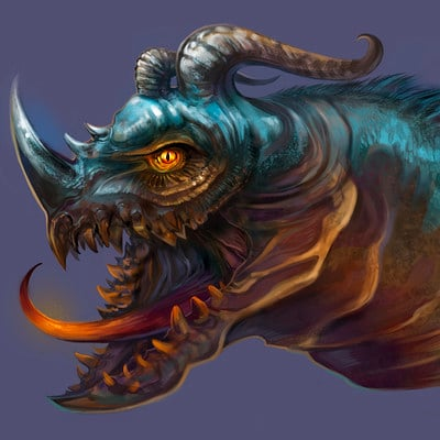 Josiah herman dragon