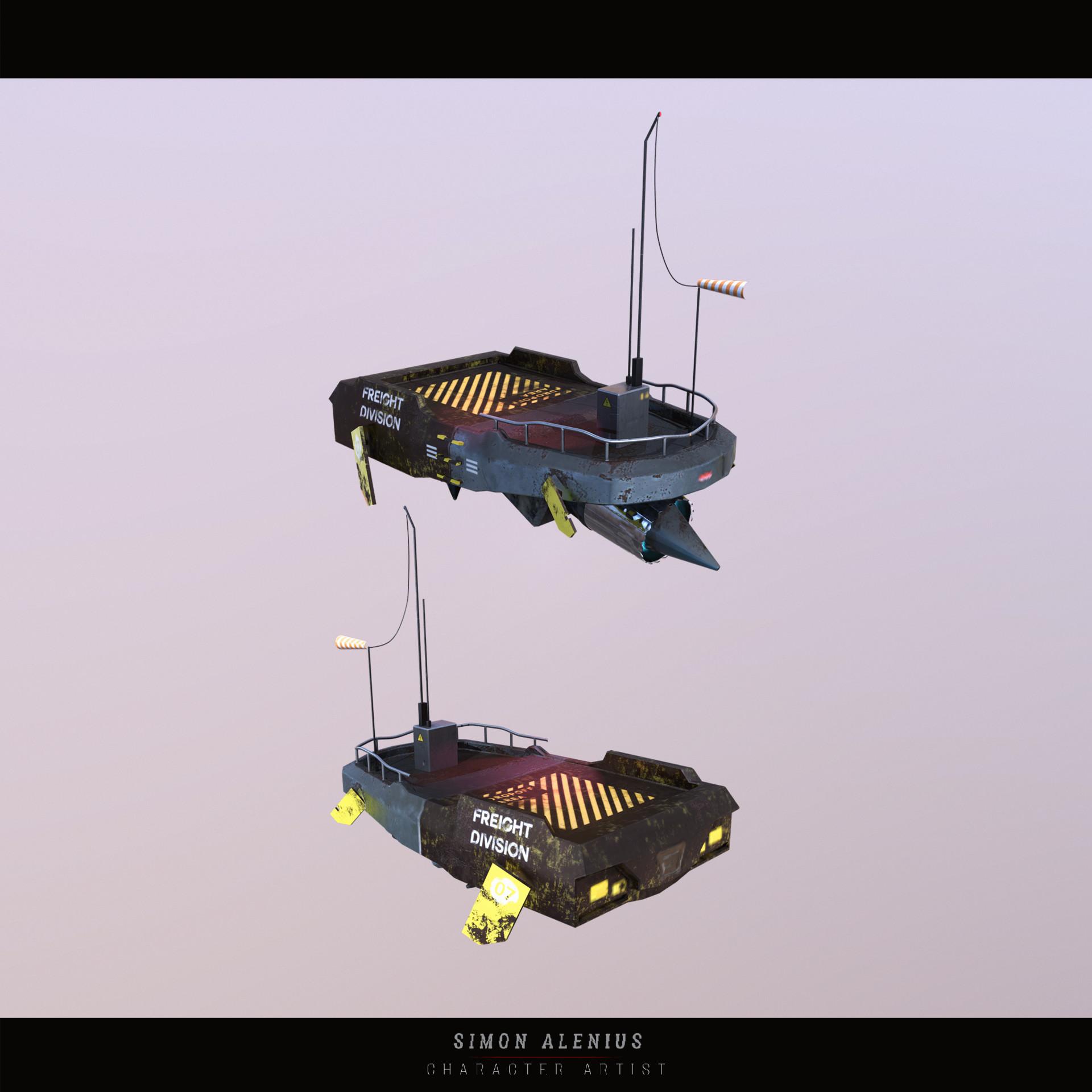 Simon alenius cargoship 01