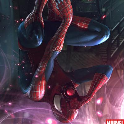 Denys tsiperko spiderman evo 1
