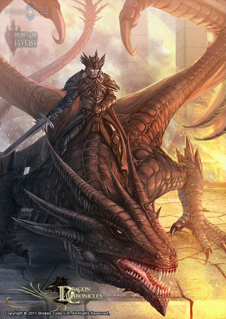 The Kings Defense - Dragon Chronicles