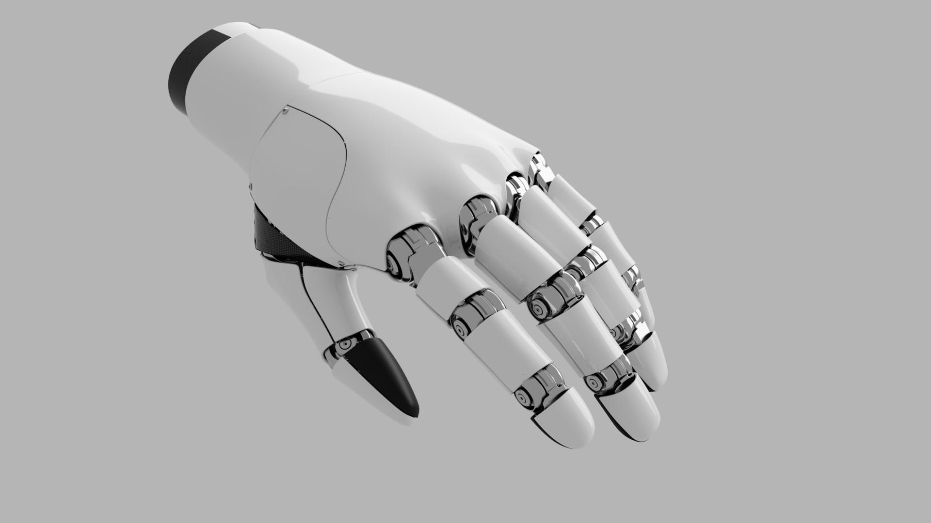 Prashan s robotic hand