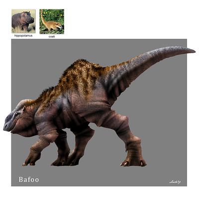 Midhat kapetanovic random creature mashup 040 bafoo