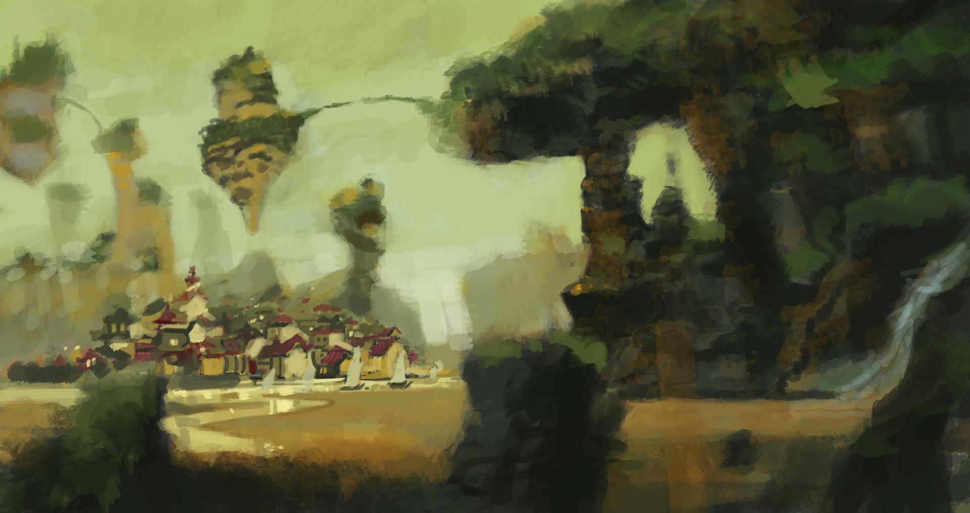 Daniele afferni daniele afferni asc daniele afferni artist asc concept aurora sketches wip