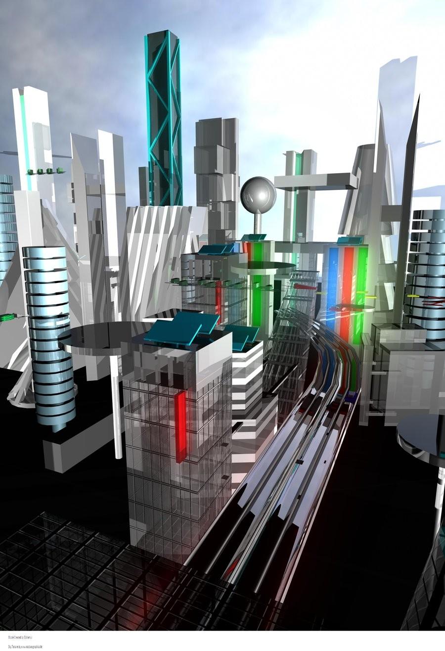 Michael kumpmann dawn in utopia by ssjkamui