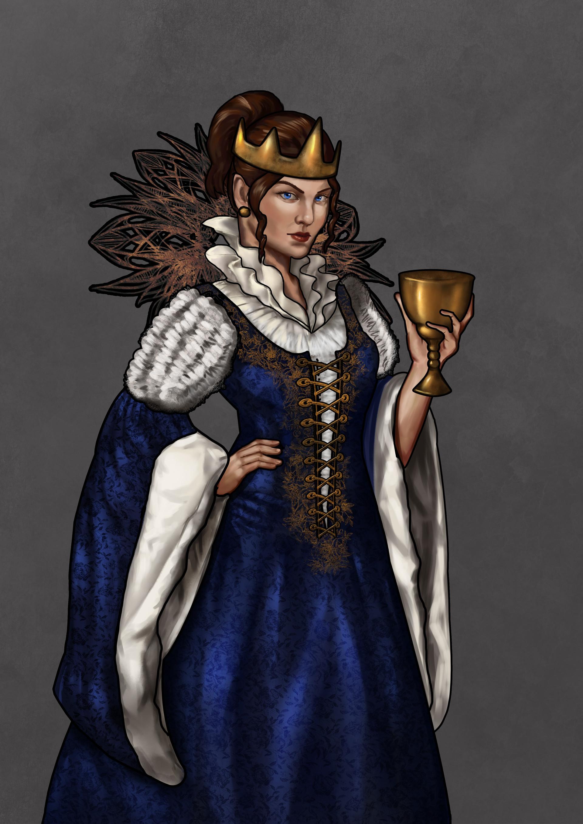 Joanna efenberger queen