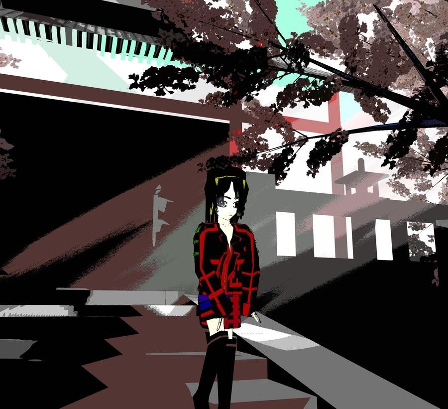 Michael kumpmann at the shrine by ssjkamui d4ur902