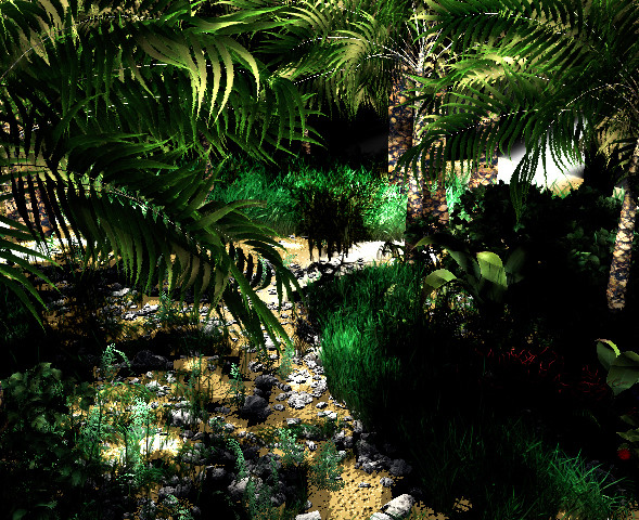 Michael kumpmann jungle by ssjkamui d4vst75