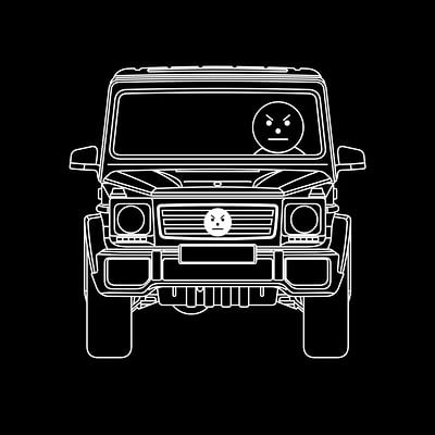 Roger kenerly ii jeezy g wagon behance lg 01