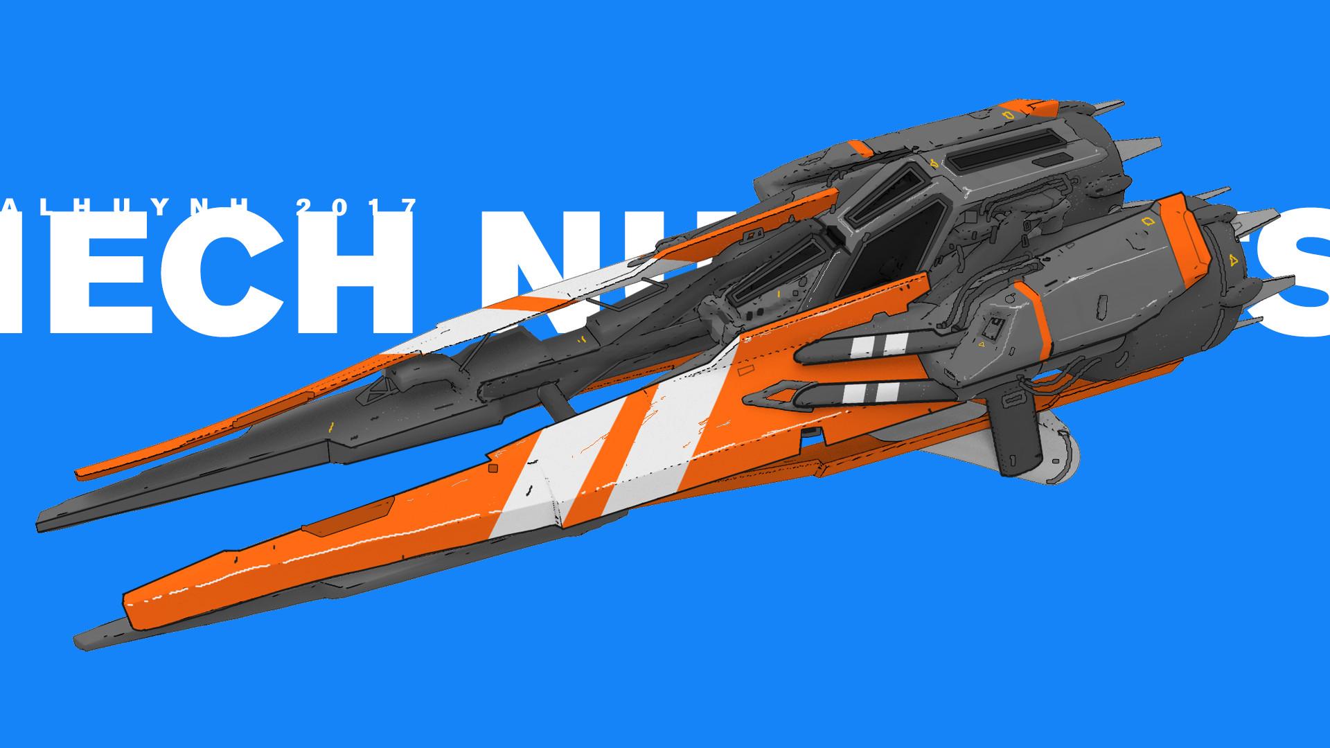 Andre lang huynh spaceship1b