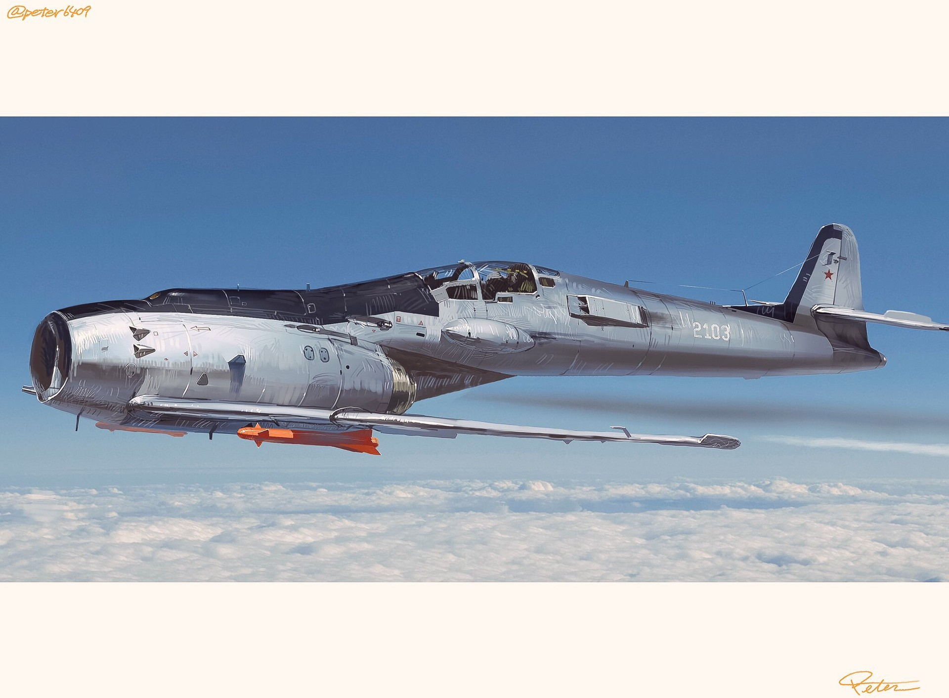 1950 fighter