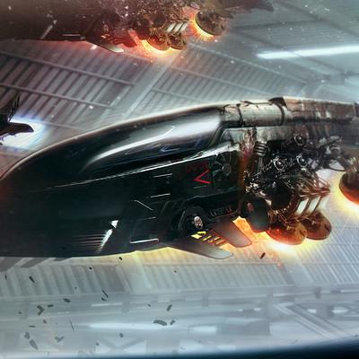 Amro attia spaceship09