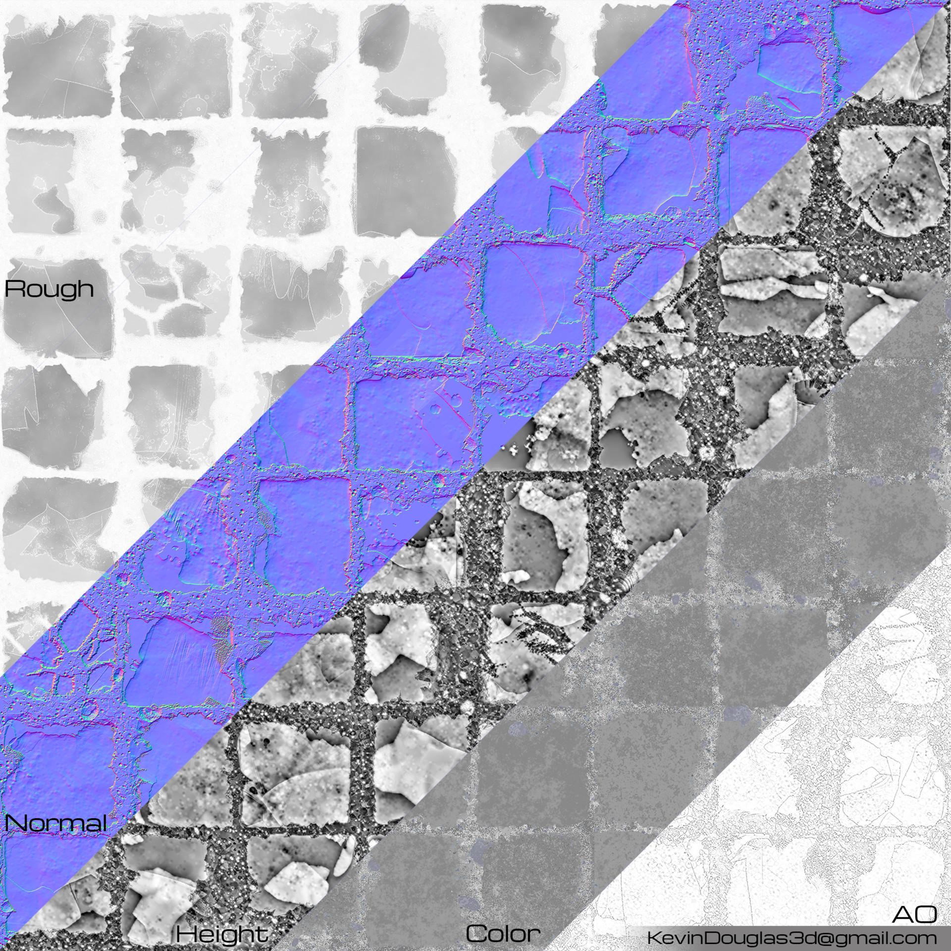Kevin douglas stone tiles textcomp