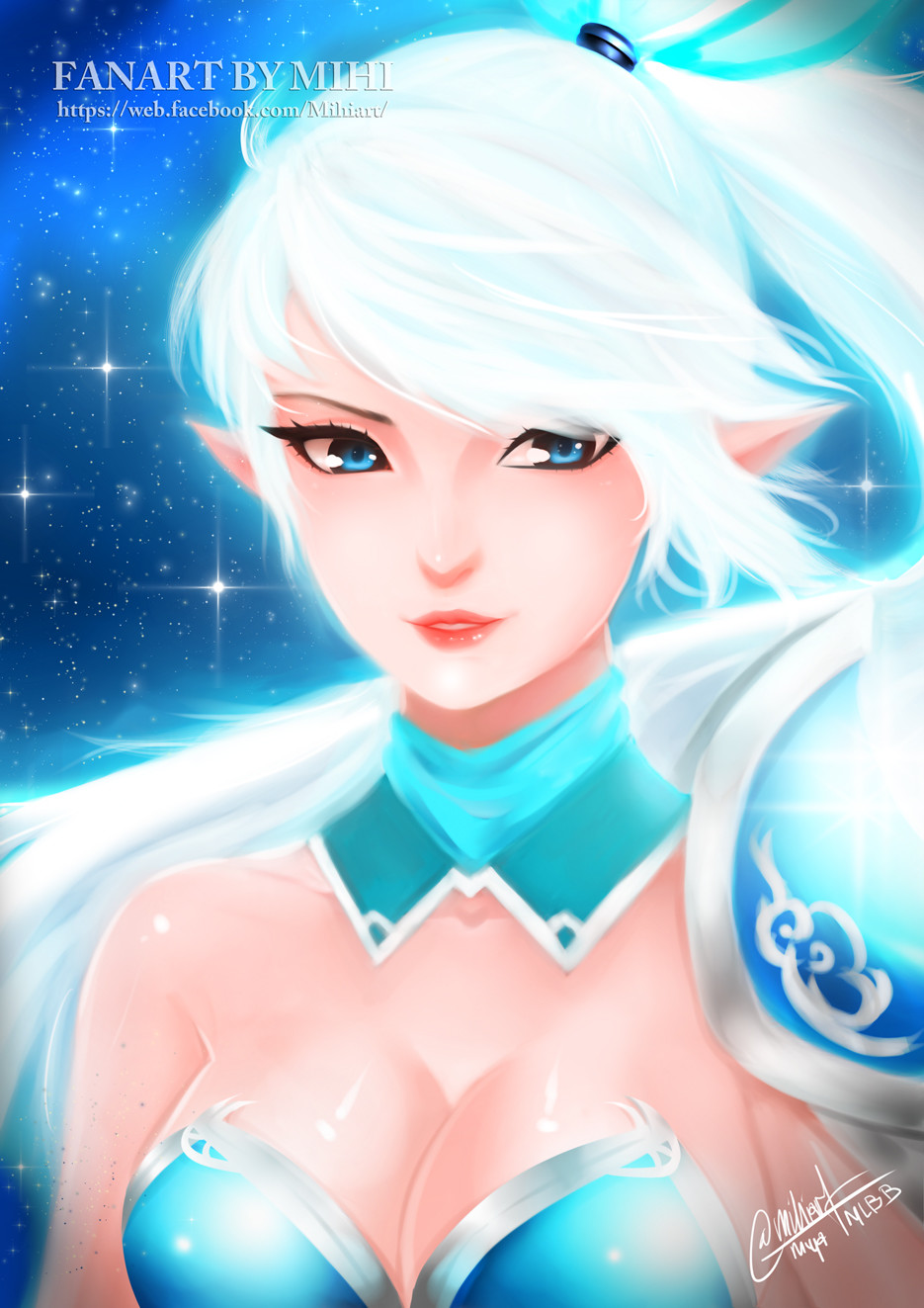 ArtStation - Miya Mobile Legends Fanart, A  Asrori Al I