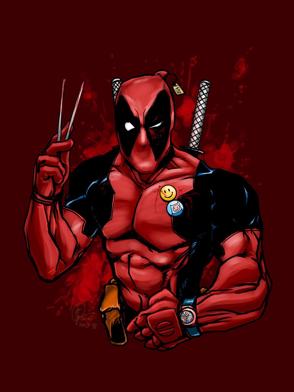 Wade Wilson, Deadpool