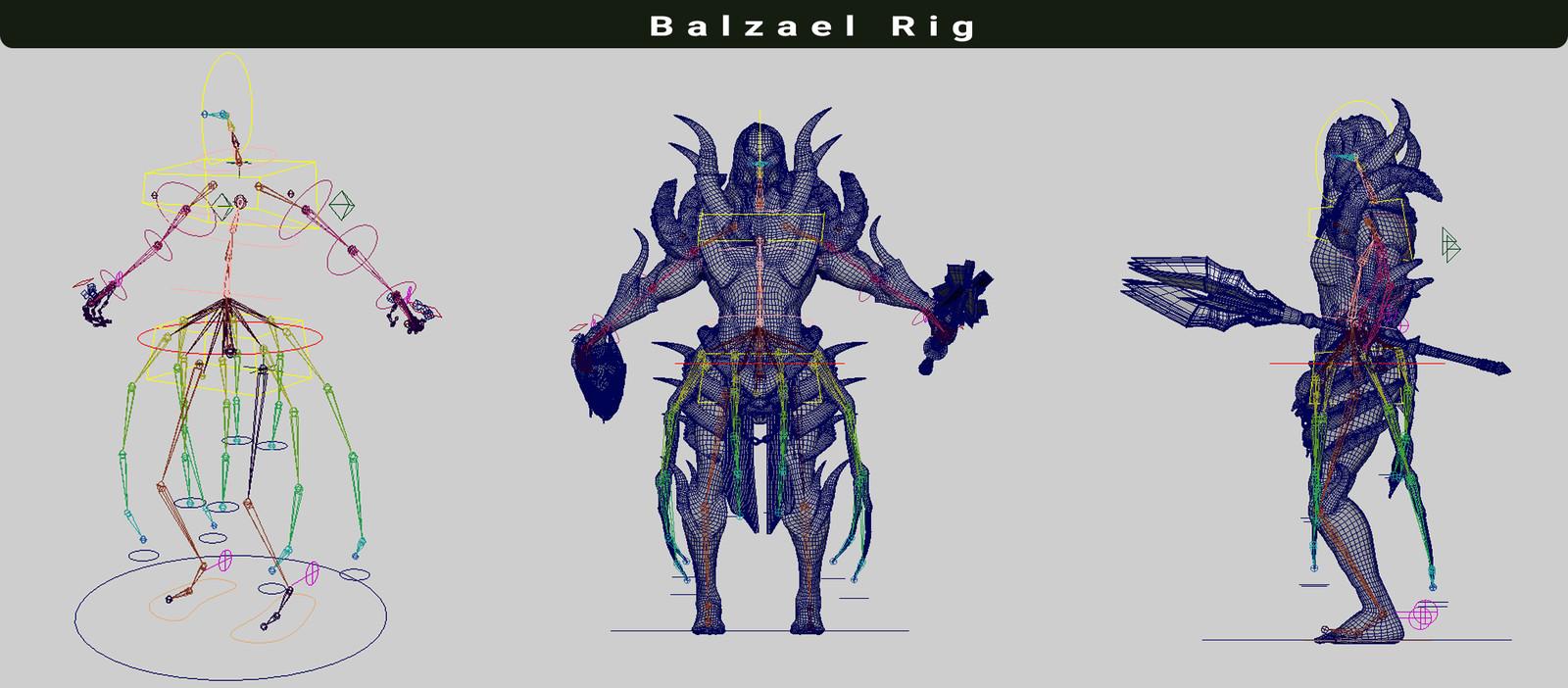 Balzael Rig