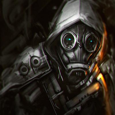 Benedick bana gas mask