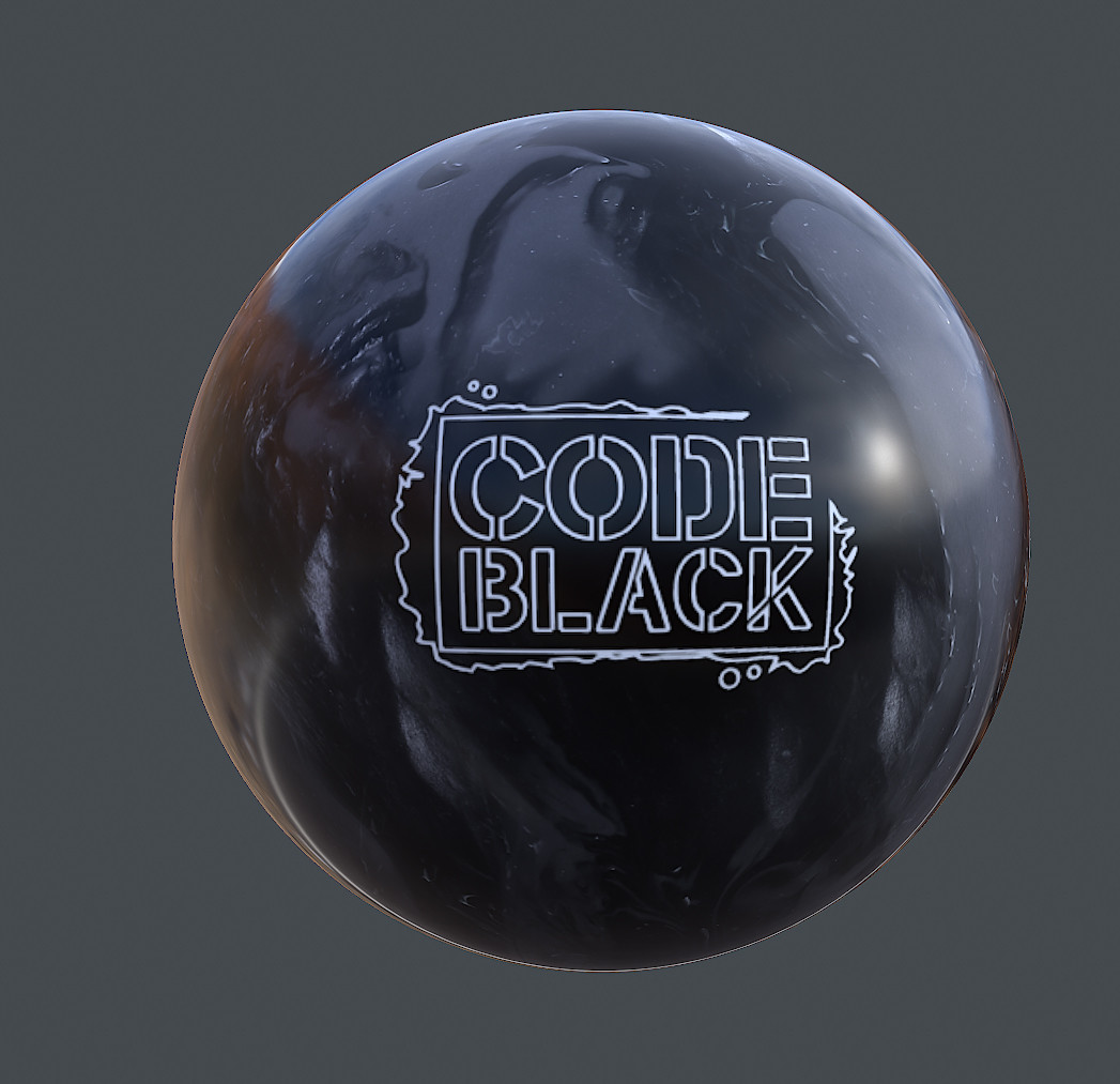 Sergey tabakov codeblack ball map texture