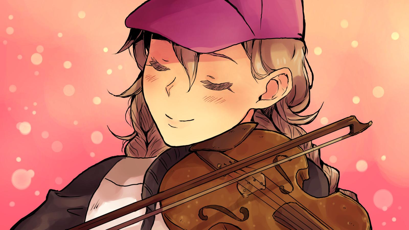 Violin Concert (motion comic)