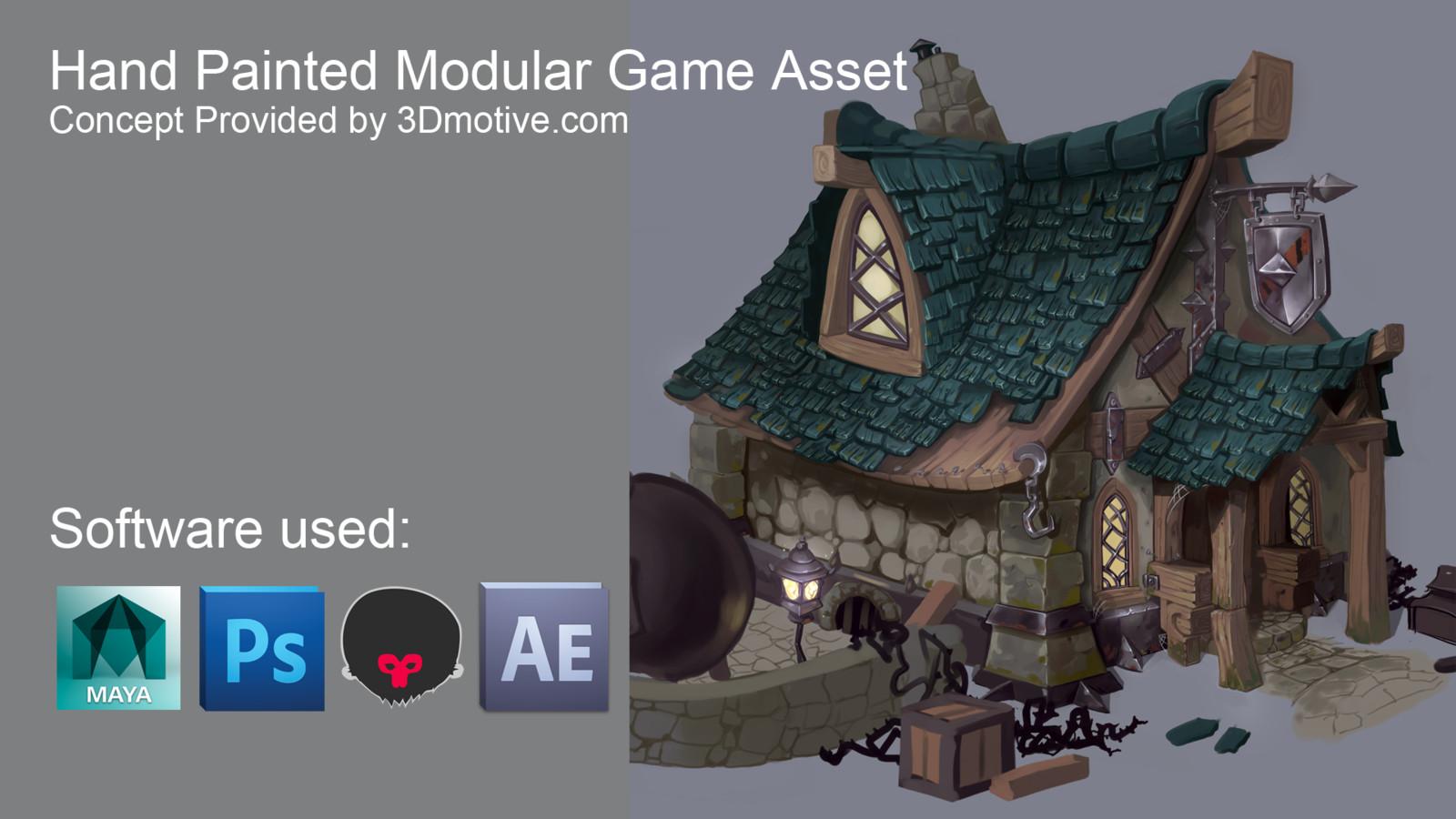 Credit: 3Dmotive.com
