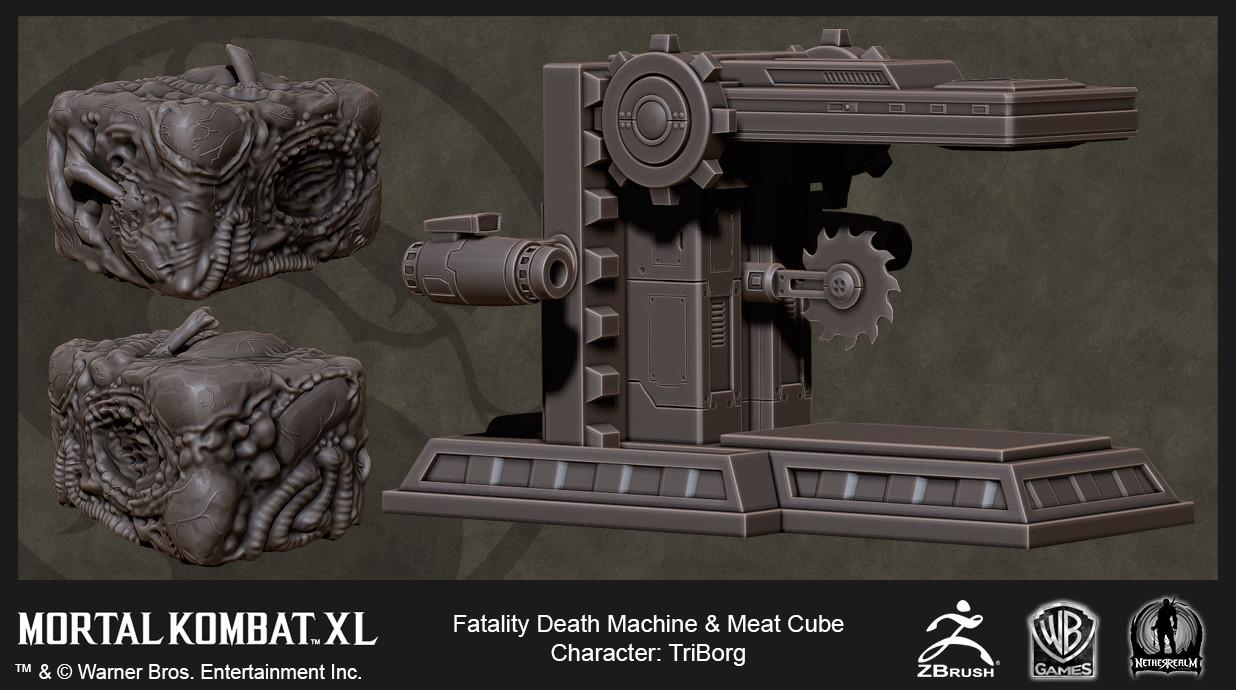 Jessie graybeal triborg deathmachine 01