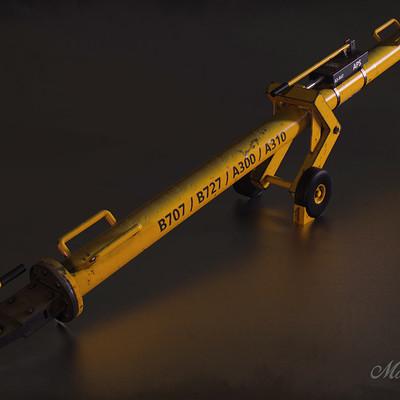Marius popa aircraft towbar 1