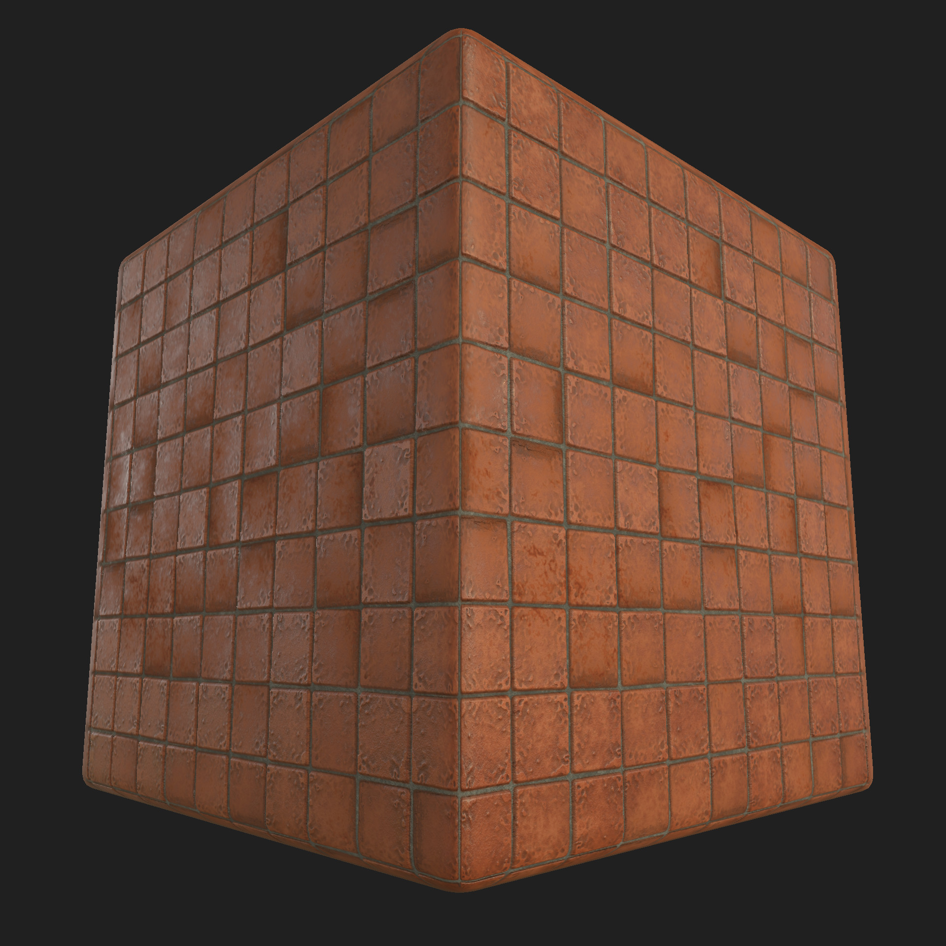 James ray terracotta tiles 2