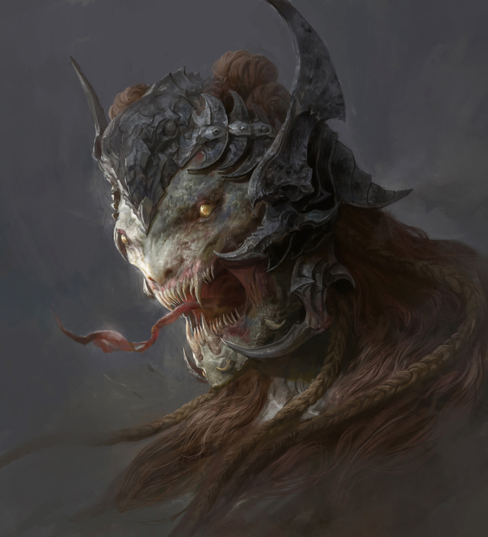 Fenghua zhong monster