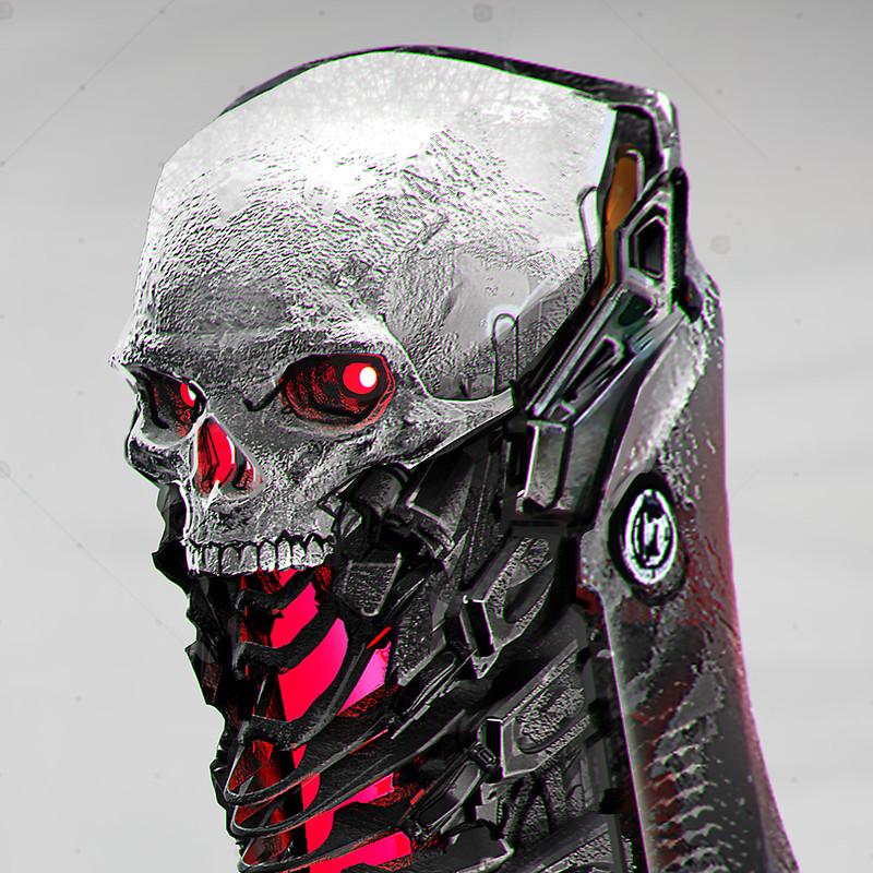 Metal Head 06