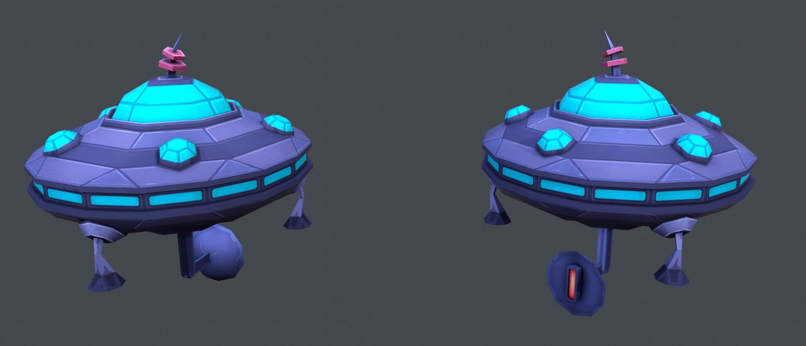 Ufo Character
