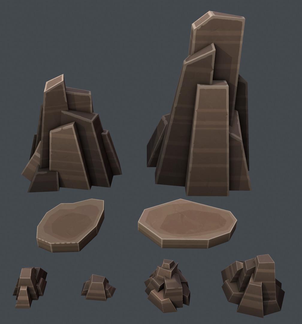 Modular Rock Set