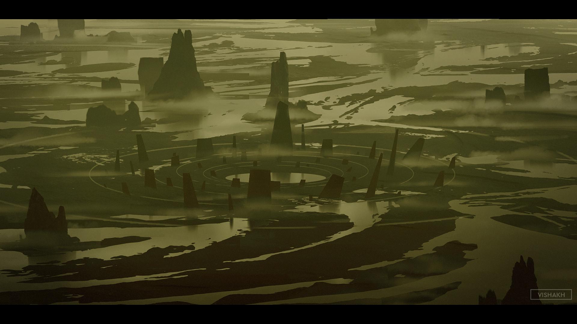 Vishakh Mohan Shadow Realm Exploration 01