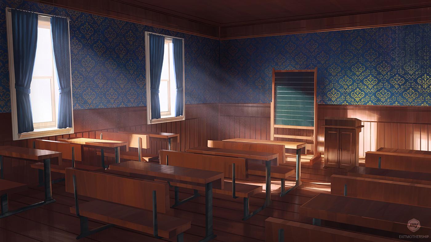 Julian seifert classroom