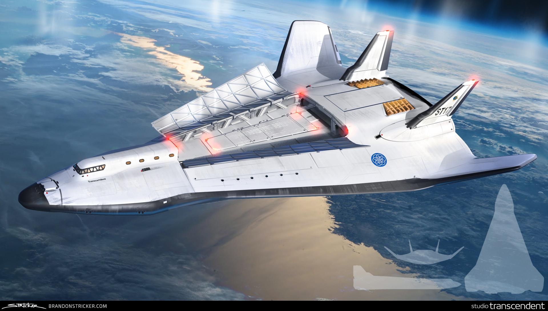 Nasa New Space Shuttle Design