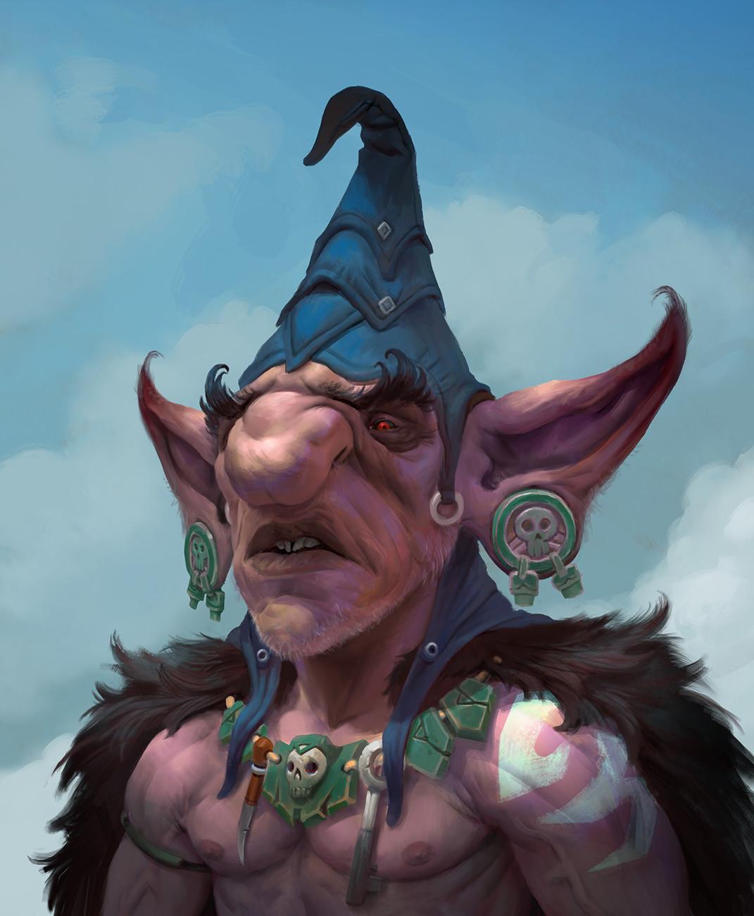 Miroslav petrov gnome shaman