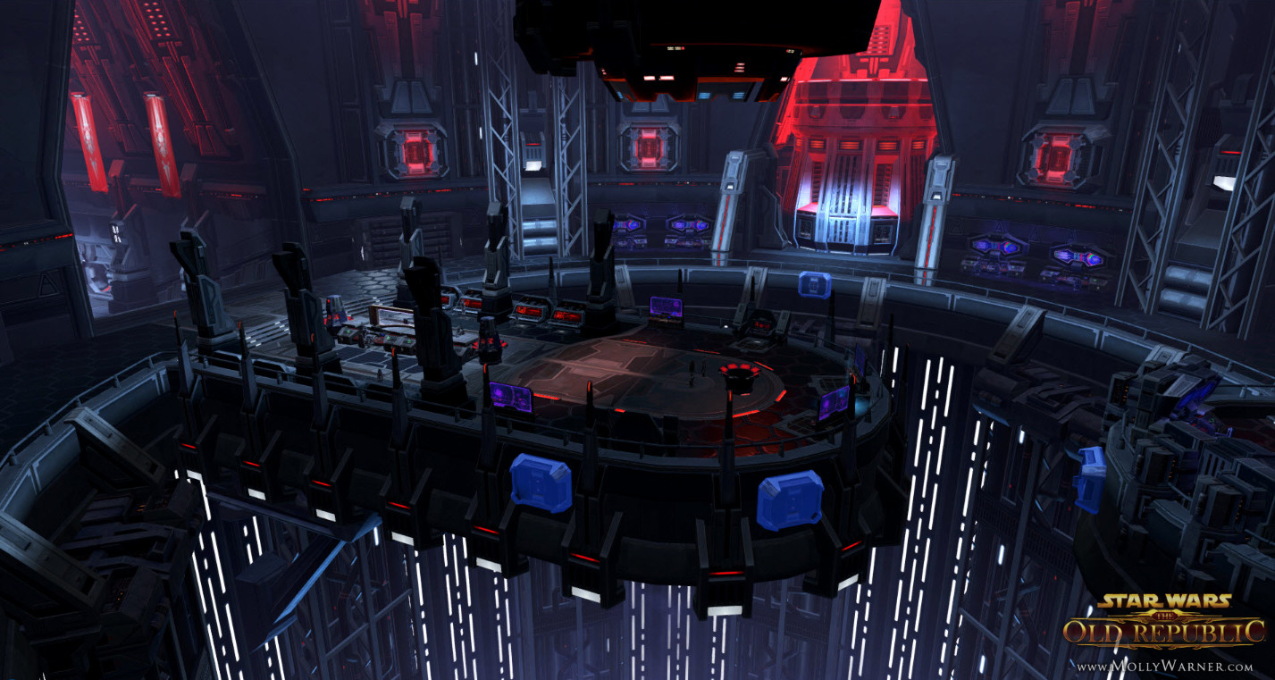 Imperial Station (Boss room)
