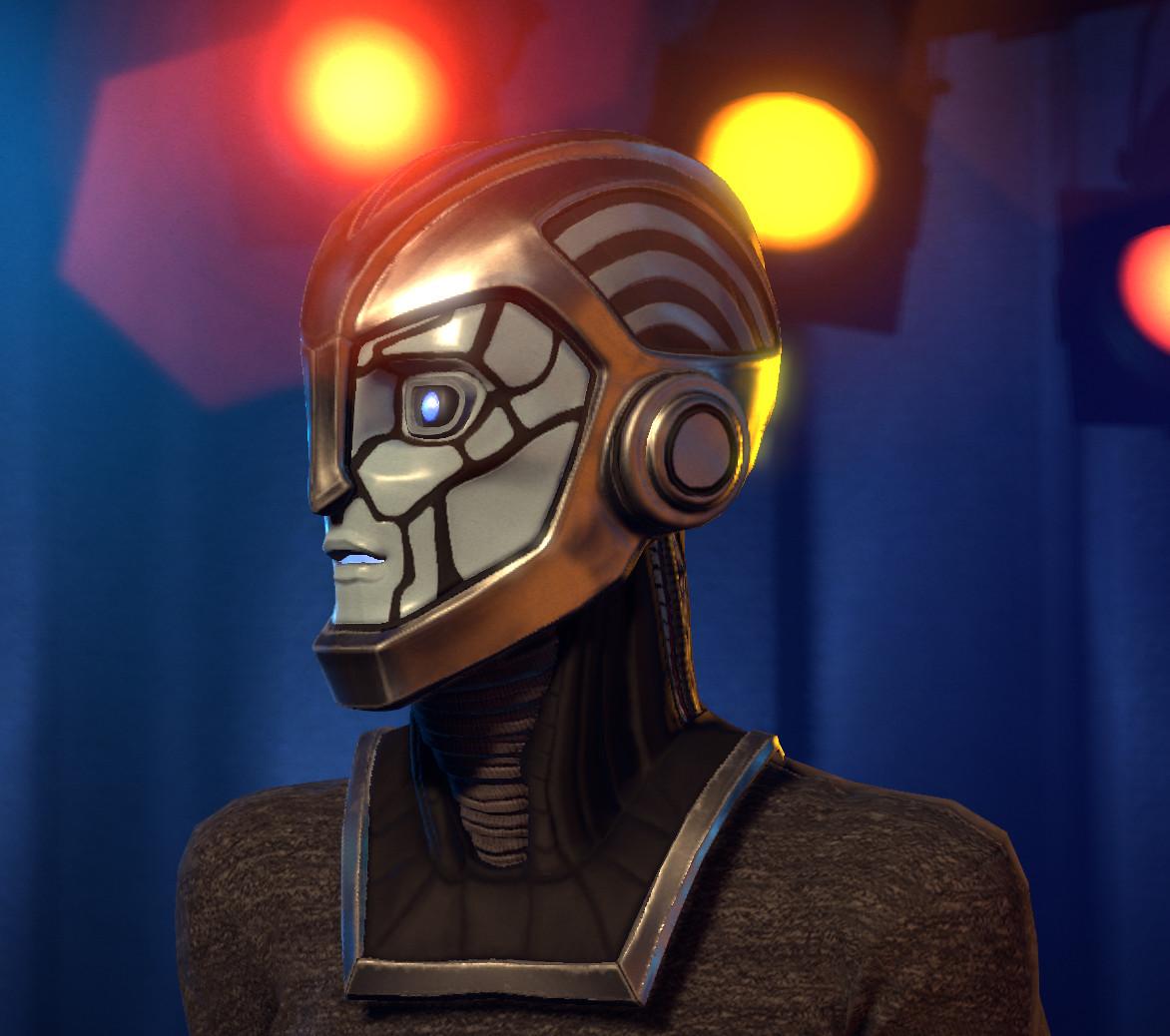 Lee williamson robot head2