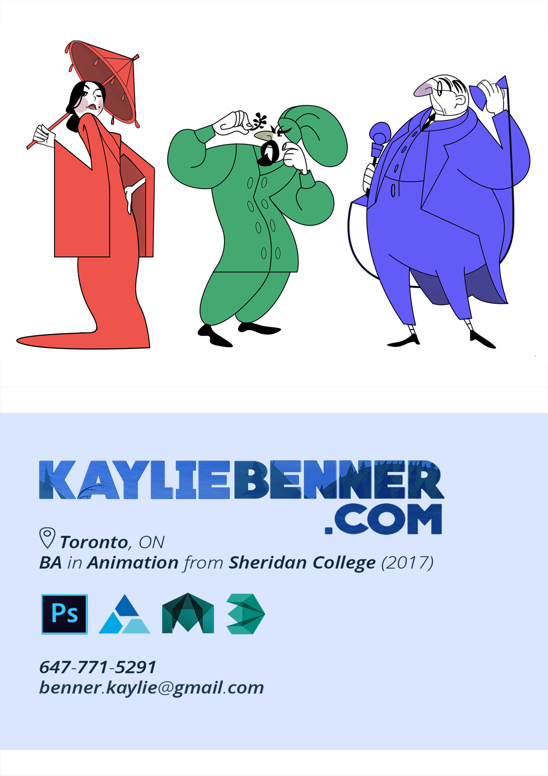 Kaylie benner postcard3