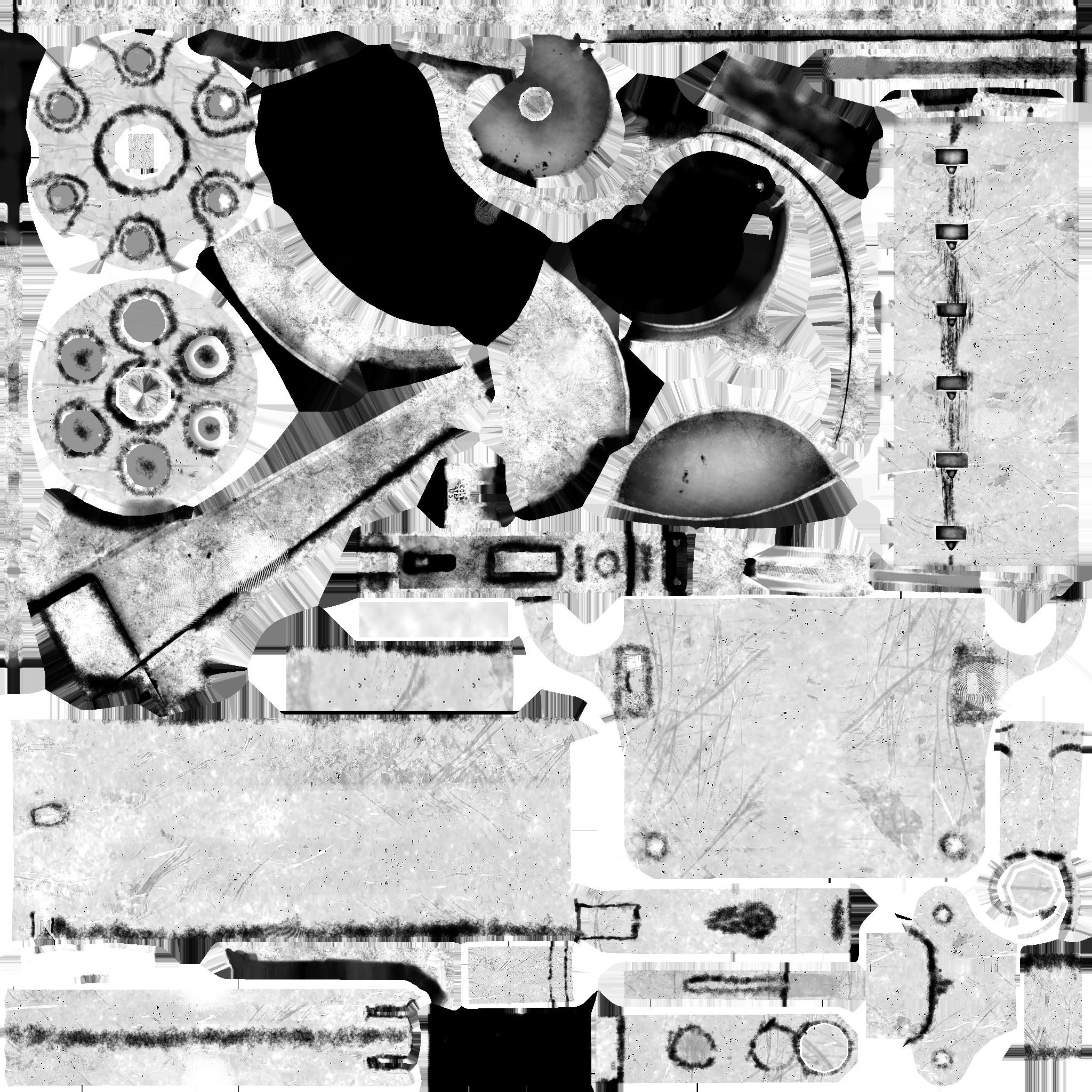 Metallic Map