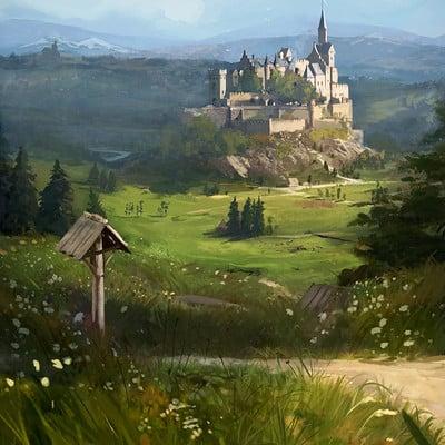 Mateusz michalski castle