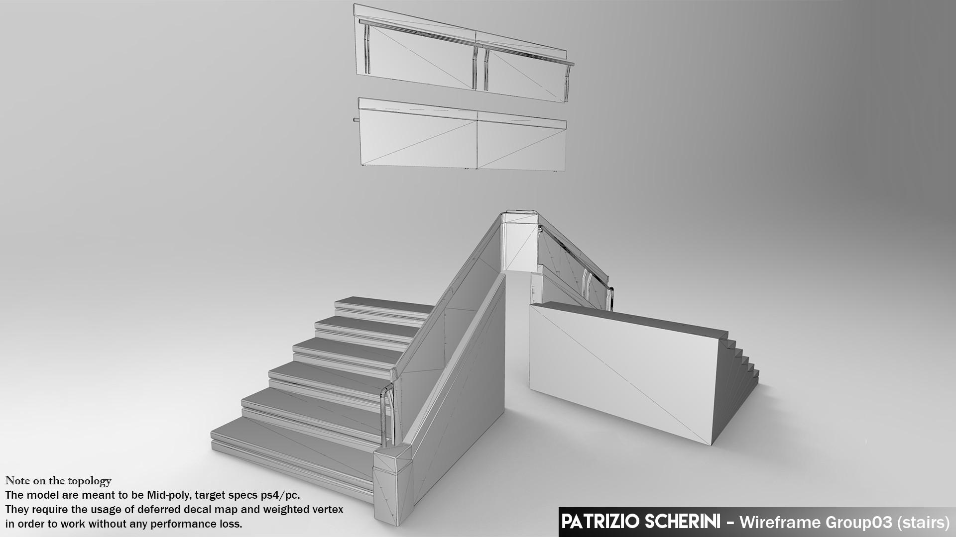 Patrizio scherini consegnapdf 0009 wireframegroup 03 stairs