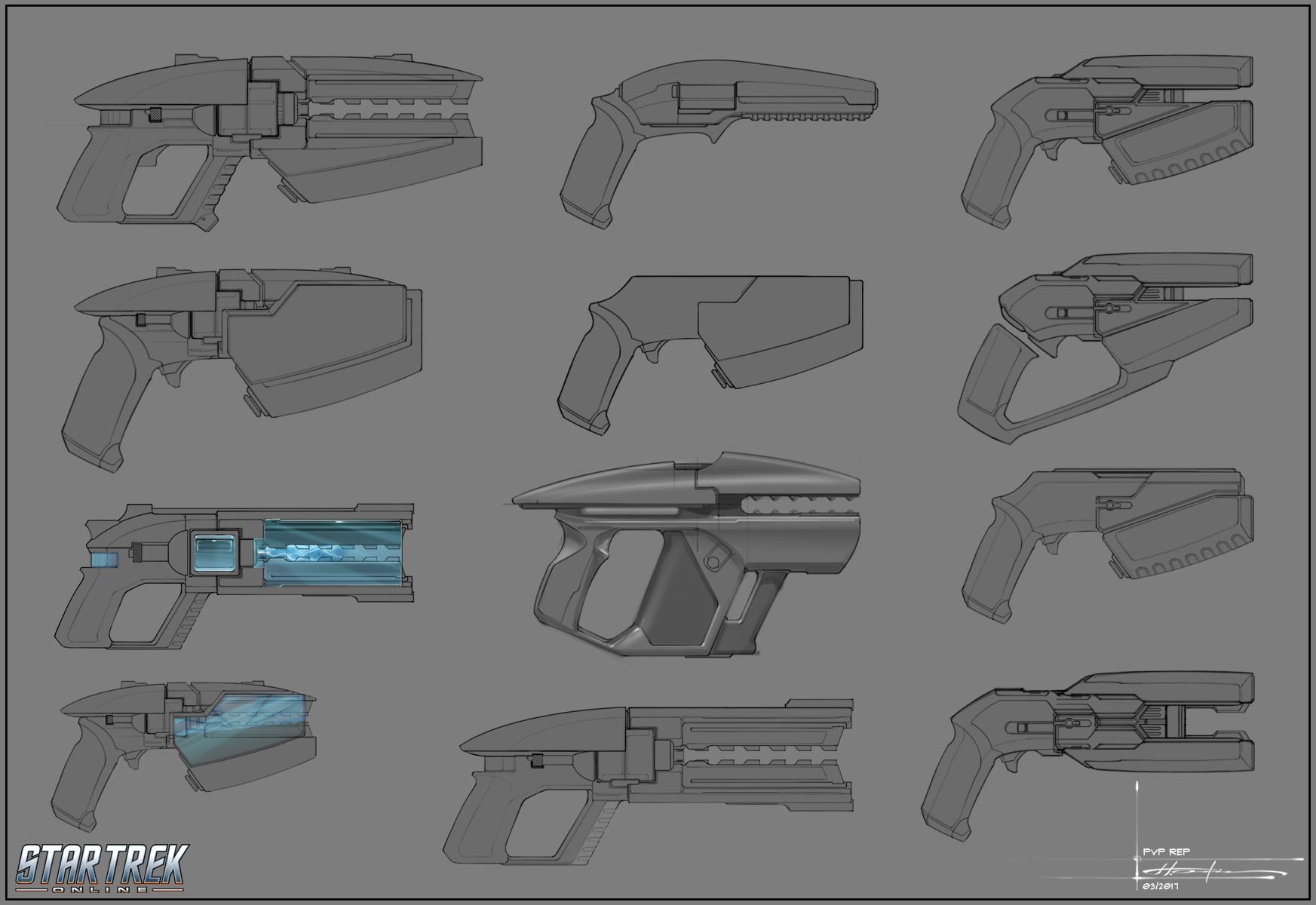 Hector ortiz railgun revolver 2b