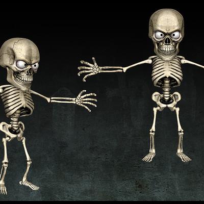 Lee williamson skeleton